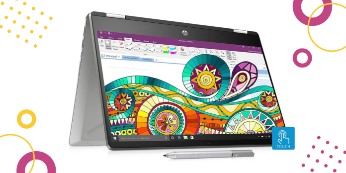 HP pavilion x360 10th gen Intel