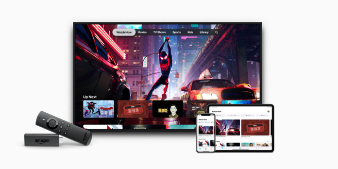 Apple TV now available on Amazon Fire TV Stick