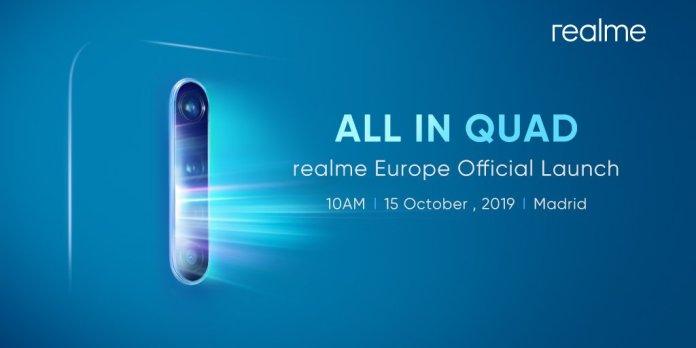 Realme X2 Pro launch date