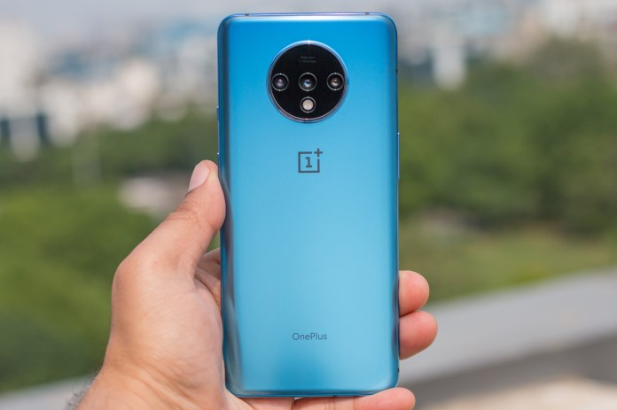 OnePlus 7T and 7T Pro