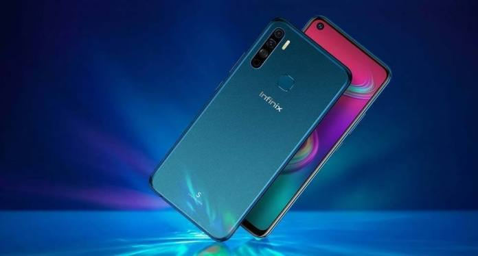 Infinix S5 Lite launched