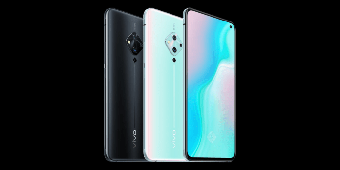 Vivo S5 goes official