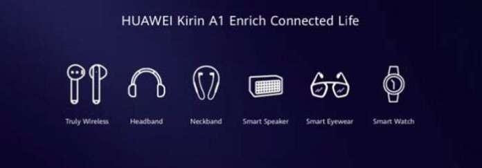 Huawei announces Kirin A1