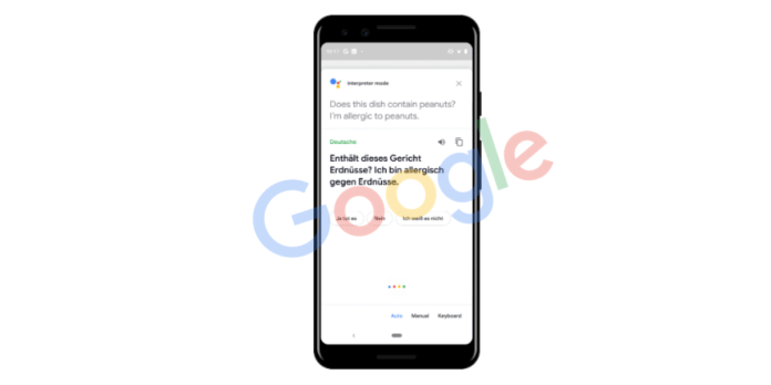 Google Assistant's Interpreter Mode is live now on Android and iOS