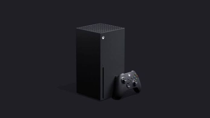 Xbox Series X is official