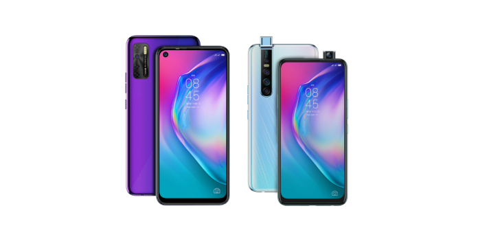 Tecno Camon 15, 15 Pro launched in India