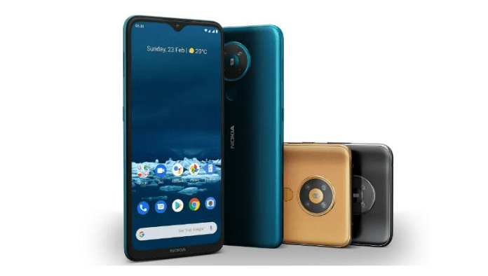 Nokia-5.3 goes official