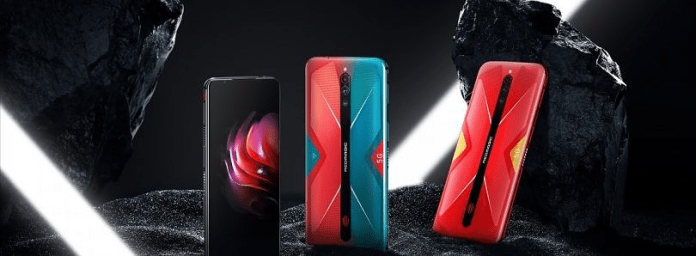 Nubia Red Magic 5G goes official