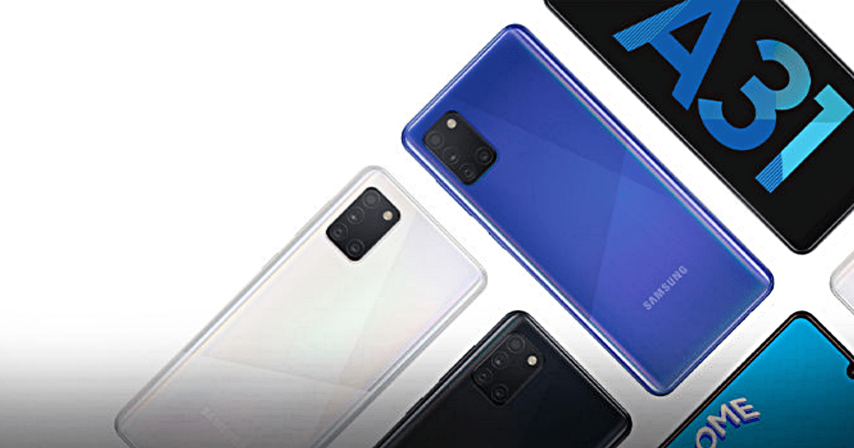 Samsung Galaxy A31 Is Now Official Fhd Display Quad Camera And 5000mah Battery Smartprix Bytes