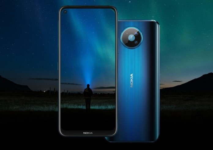 Nokia 8.3 5G goes official