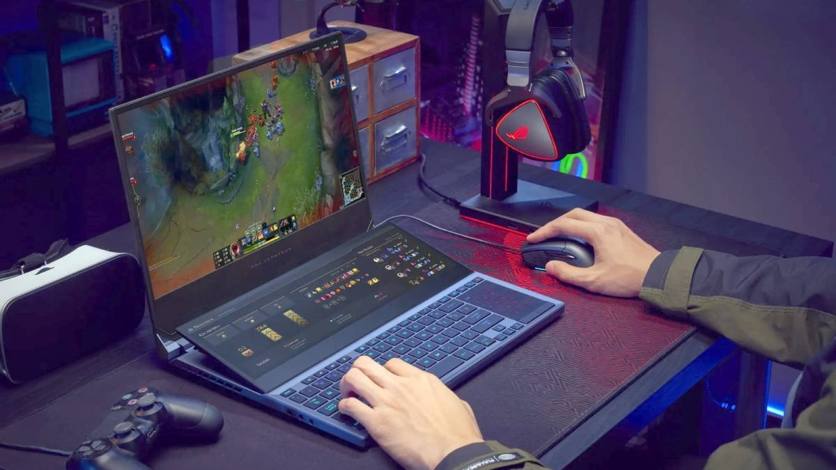 Asus ROG Zephyrus Duo 15 Gaming Laptop With 10th Gen Core i9, Nvidia GeForce RTX Super Launched