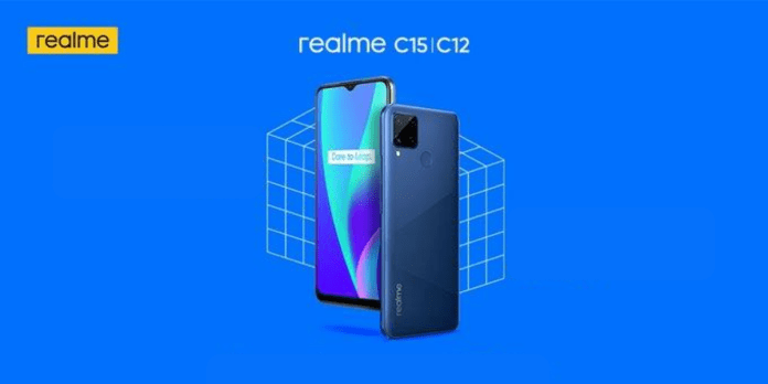 Realme C12, C15 launched in India