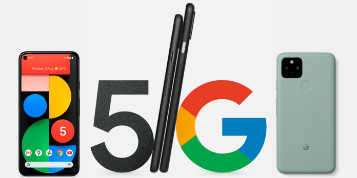 Google Pixel 5 goes official