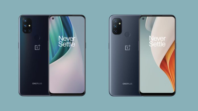 OnePlus Nord 10 5G and Nord 100 go official