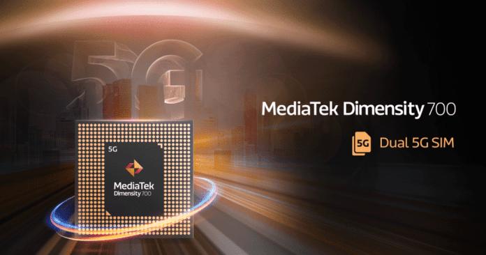 MediaTek Dimensity 700 goes official