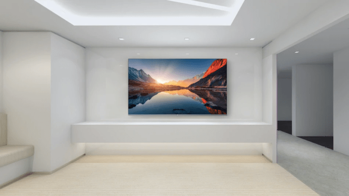 Xiaomi Mi QLED TV 4K 55 launched in India