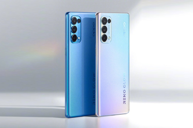 Oppo Reno 5 5G with SD765G and Reno 5 Pro 5G with Dimensity 1000+ go official - Smartprix.com