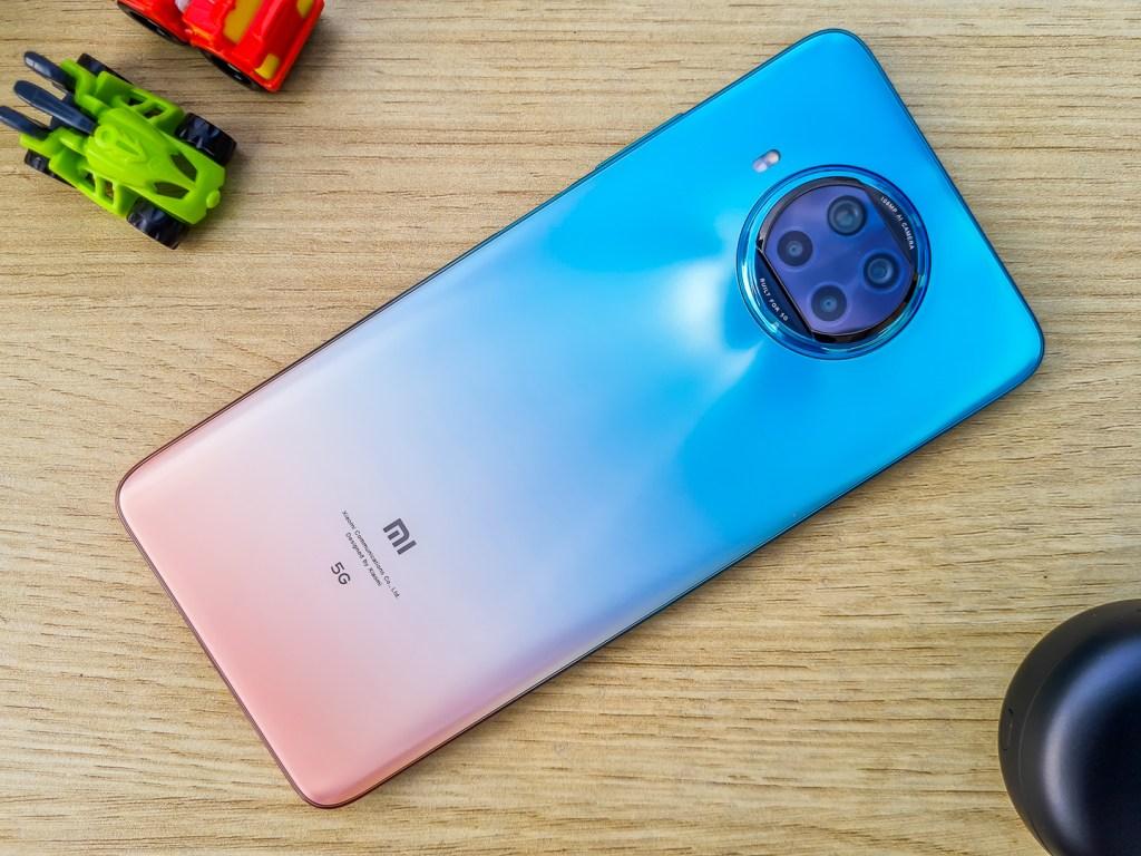Xiaomi Mi 10i 5G  Price in Saudi Arabia
