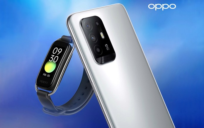 Oppo F19 Pro, Oppo F19 Pro+ launched in India with Oppo Band Style
