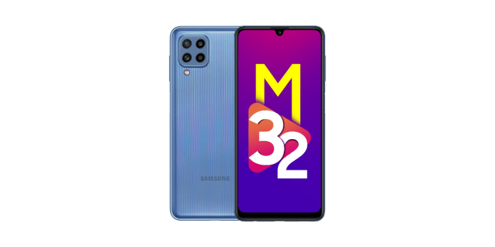 Galaxy M32 launched in India