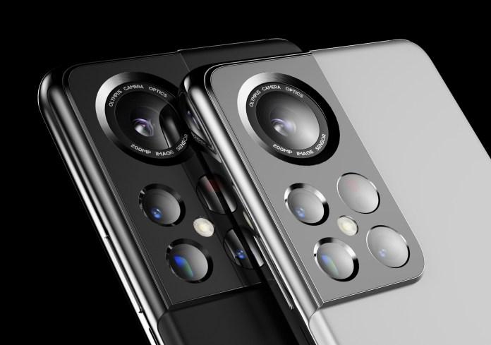 Samsung Galaxy S22 Ultra जनवरी में नयी 200 मेगापिक्सल कैमरा तकनीक के साथ दस्तक देगा।