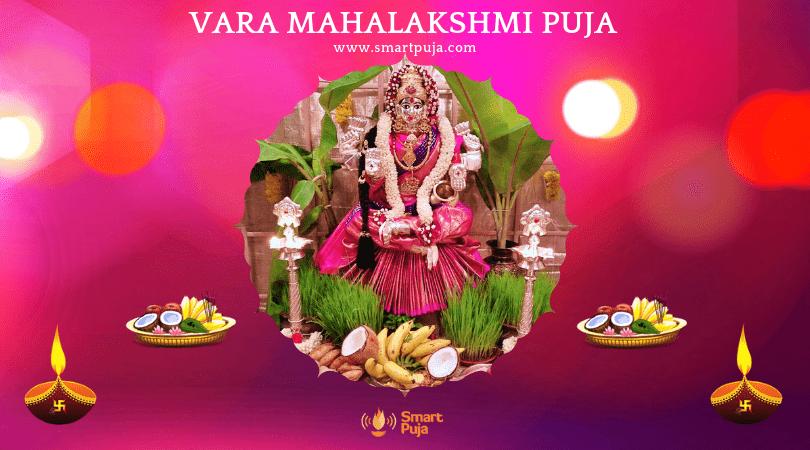 Vara Mahalakshmi Puja