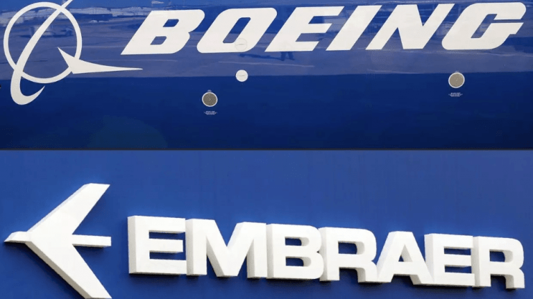 עסקת בואינג Embraer התפוצצה
