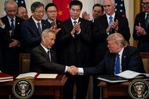 סמארט טרייד - חדשות מתפרצות - סין וארהב חוזרות לדבר על הסכמי הסחר
