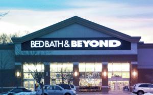 סמארט בלוג פיננסי - Bed Bath & beyond סוגרת חנויות