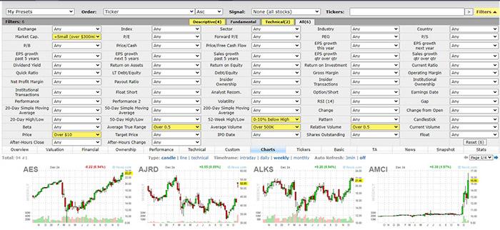 סריקת מניות למסחר בבורסה 6 - סמארט טרייד - תום רוכמן