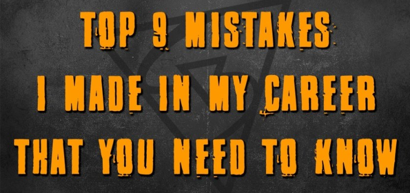 top 9 mistakes