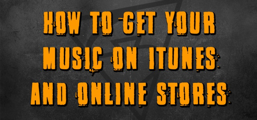 how to put your music on itunes