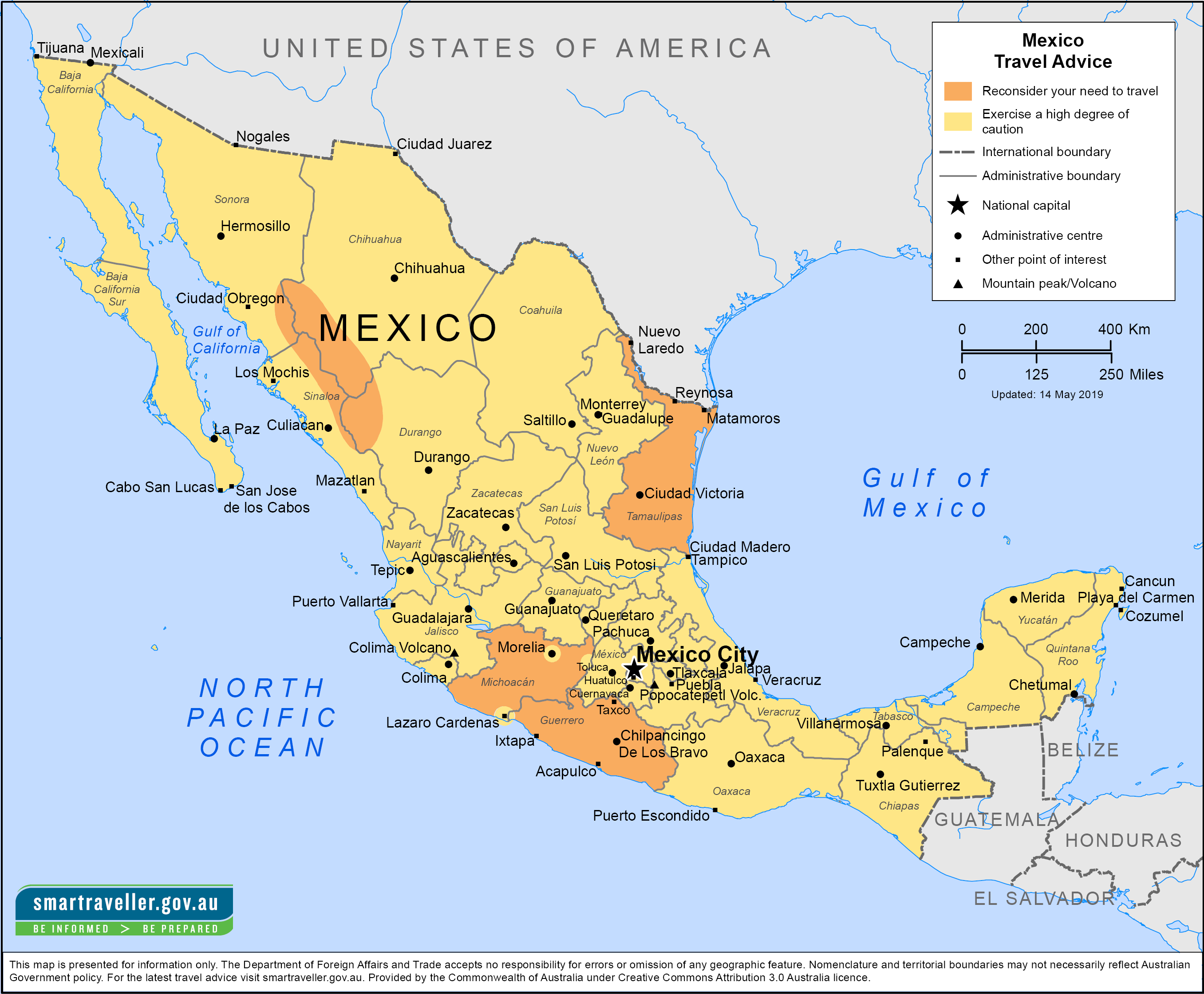 Mexico Travel Advice Amp Safety