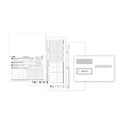 Laser 1095B ACA Kit & Envelopes
