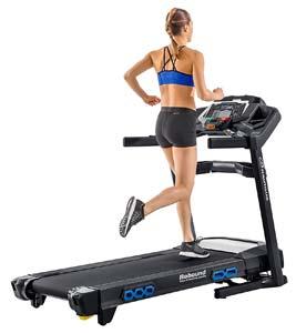 Nautilus T618 Folding Home Treadmill