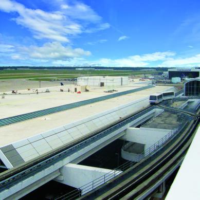 Bush Intl. airport_Houston