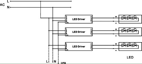 Custom UL listed ac to dc led power supply 24volt 60watt