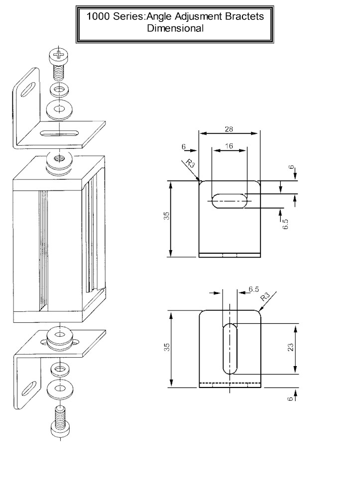 Smartscan Safety Light Curtain 1000 Series: Torso