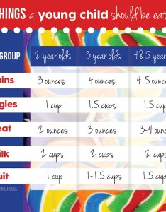 things  young child should be eating chart also toddler meals rh smartschoolhouse