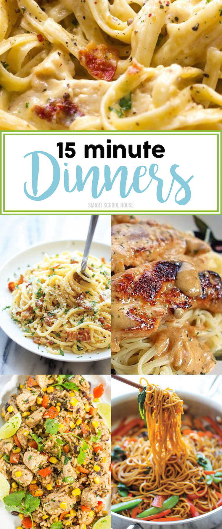 Quick Easy Dinner Recipes