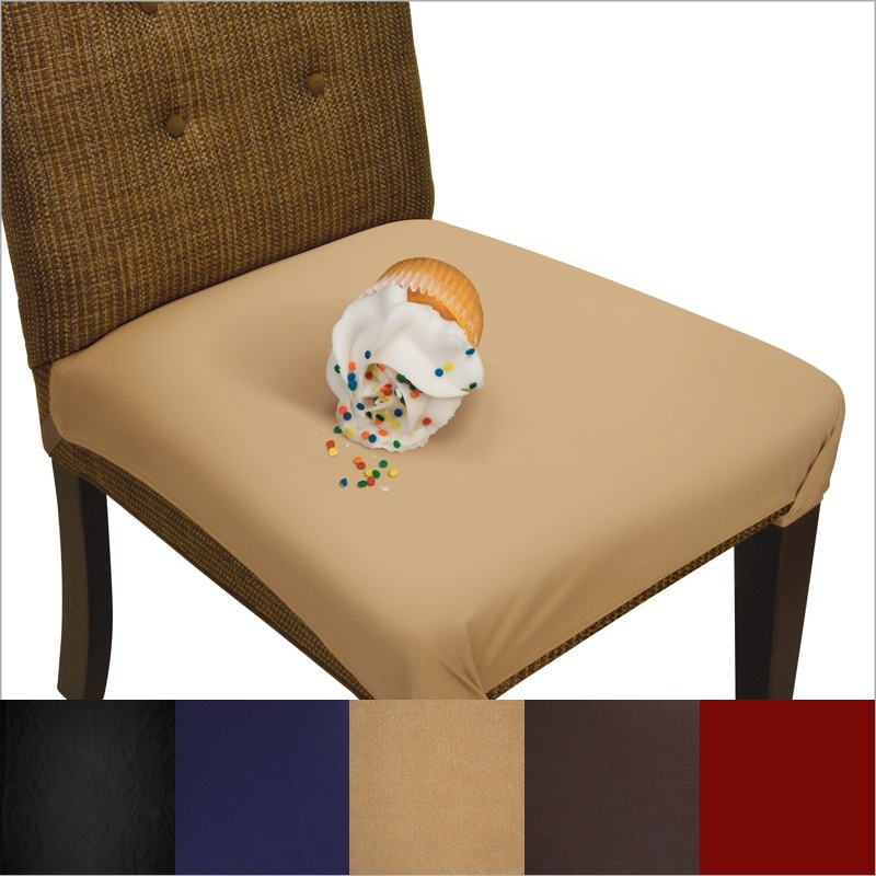 chair covers for incontinence tub slipcover protect your chairs from senior mishaps elderly tan with 5 swatches