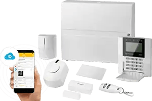 Intrusion and Fire Alarm Packages