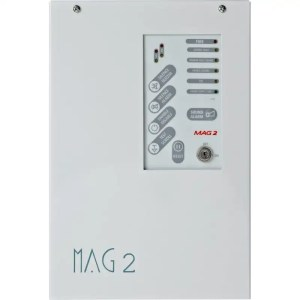 MAG 2M conventional fire alarm pane 2 Zone
