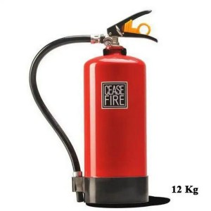 This is a picture of the 12 KG Powder Fire Extinguisher provided by Smart Security in Lebanon
