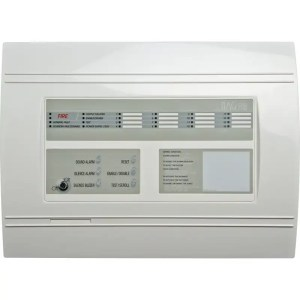 MAG 8 Plus conventional fire detection panel 16 Zones