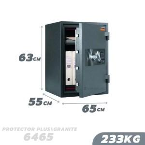233 KG VALBERG PROTECTOR PLUS / GRANITE 6465 ANTI-BURGLARY SAFE GRADE I
