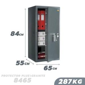 287 KG VALBERG PROTECTOR PLUS / GRANITE 8465 ANTI-BURGLARY SAFE GRADE I