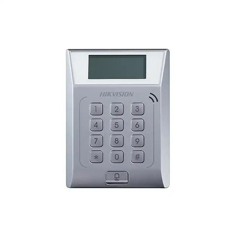 This is a picture of the HIKVISION intercom Value Series Network Wire Card Terminal_3