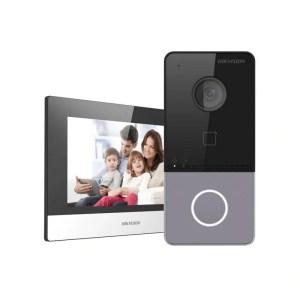 Hikvision Hikvision IP Video Intercom Villa kit With Mobile App