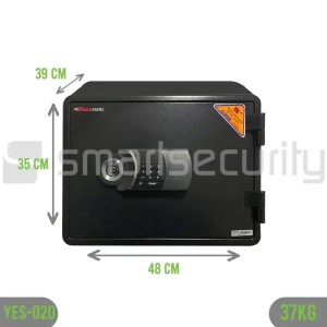 37KG Fireproof Home Business Safe Box YES-020